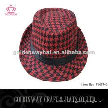 Mode fühlte Fedora Hüte Winter Hüte