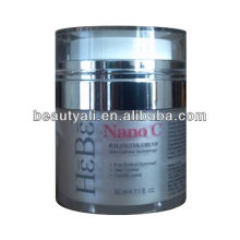Acrylic Airless Jar,airless pump dispenser jar