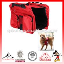 Bolso de perro de la alta calidad del perro de la mochila del viaje de la mochila del portador del perro para los perros