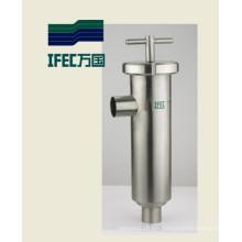 Filtre de type d'angle en acier inoxydable (IFEC-QL100002)