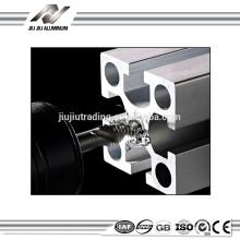 Profil en aluminium modulaire 40x40 à tolérance serrée