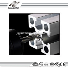 Tight tolerance modular 40x40 aluminium profile