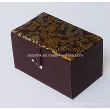 Caja de regalo de alta calidad hecha a mano de cartón