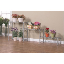 Wonderful Metal Wire Display Rack Stands for Flower, Knock Down Style