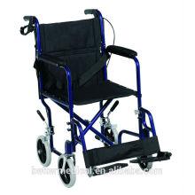 Высококачественная алюминиевая легкосплавная инвалидная коляска