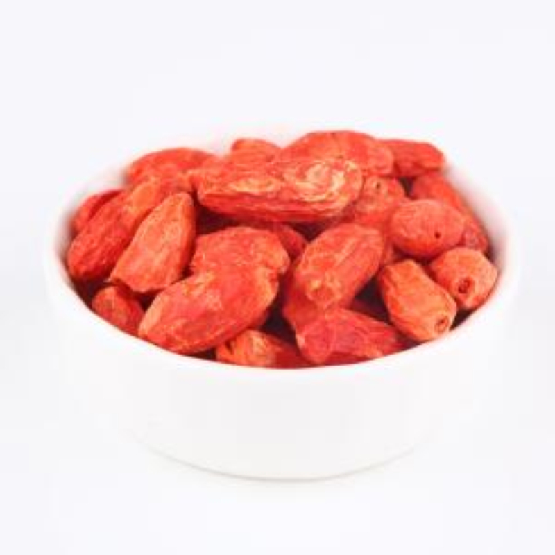 Perca a venda quente do peso lije bagas secadas do Goji