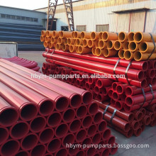 factory directly sales ST52 DN125 concrete pump boom pipe