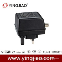 7W AC DC Linear Power Adapter for CATV