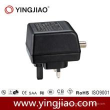 7W переменного тока Линейный адаптер питания постоянного тока для catv