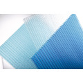 crystal polycarbonate hollow sheet