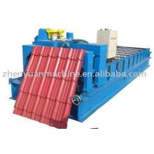 Máquina de la forma del rollo, máquina de la forma de la hoja de la azotea, máquina de la forma del panel de la pared, formando la línea de proceso