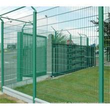 Gate of Grid Wire Mesh Zaun (Fabrik)