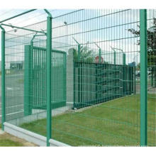 Gate of Grid Wire Mesh Fence (Factory)