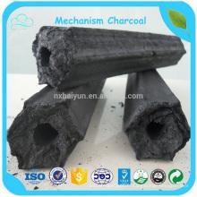 Mécanisme de charbon de bois pour charbon de bois / charbon de bois de sciure