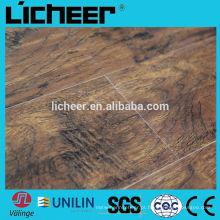 Imitado madeira lamiante pavimento / clique fácil estratificado piso