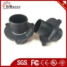 Piezas de automóviles de encargo silenciador de escape silenciador de oem mecanizado de precisión Silenciador de piezas de rendimiento de afinación