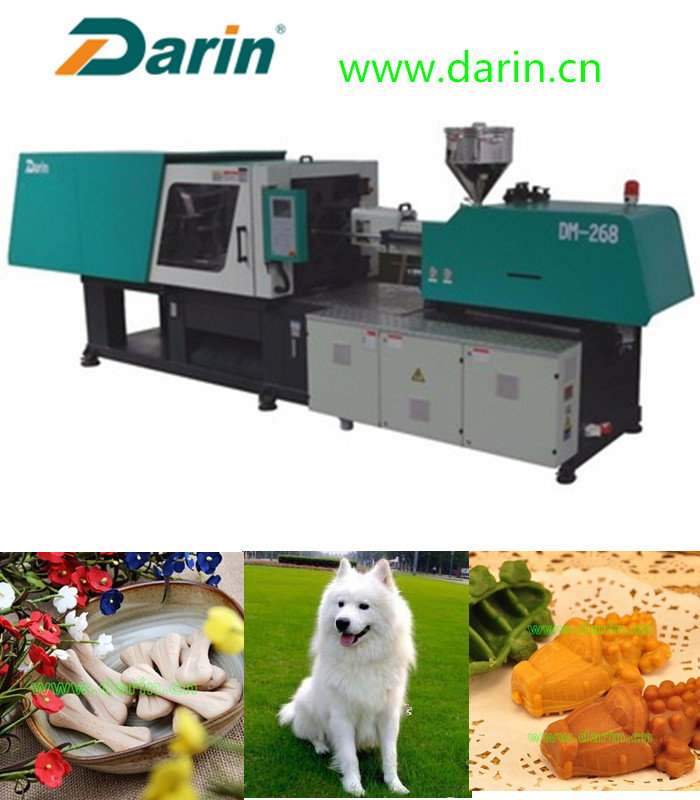 Pet Chews Injection Molding Machine
