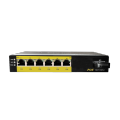 Неуправляемый 4-портовый Fast Ethernet POE Switch