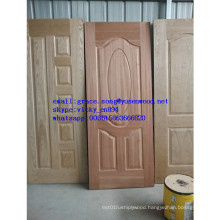 Veneered HDF Mould Door Skin