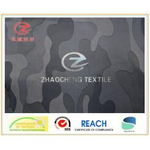 350t Poly Taffeta Grey Desert Camouflage Printing Fabric (ZCBP101)