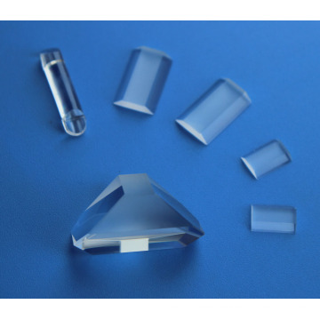 Optical Glass Amici Prism. Roof Prism for Optical Instrument