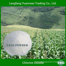 Efficient Chlorine Dioxide Powder for Soil Sterilization for Agriculture
