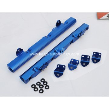 Blue fuel rail kits