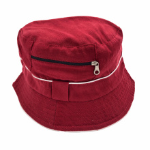 100% cotton twill unisex fishing hat customized add your own logo promotion sun bob bucket hat