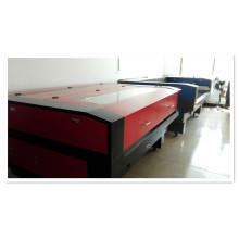 Máquina de corte a laser para indústria têxtil com excelente acabamento