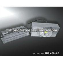 Módulo do diodo emissor de luz 30w para a luz de rua, a microplaqueta do diodo emissor de luz de Brigelux ea fonte de alimentação de Meanwell