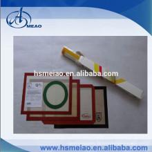 FDA-Zertifizierung wiederverwendbare Silikon-Backmatte