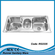 Stainless Steel Kitchen Sink (RS2335)