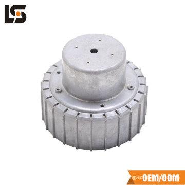 Design personalizado moldagem por fundição para moldagem de gabinete de alumínio para equipamentos elétricos