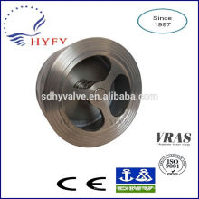 PN10/PN16 stainless steel vertical check valve