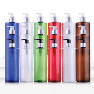 Botella plástica modificada para requisitos particulares 300ml 500ml de la loción (NB199)