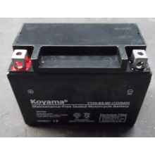 Super CCA Manutenção Bateria grátis para motocicleta Ytx9-BS para moto e bicicleta de rua