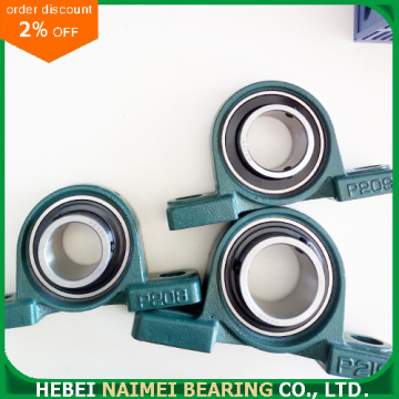 UCP Series Gối Block Mounted Đứng Ball Bearing