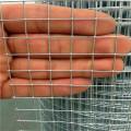 Malla de alambre soldada con autógena galvanizada sumergida caliente