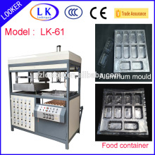 Sandwich-PP-Tray-Vakuumformmaschine