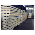 Foam Fireproof Building Material PU Sanwich Panel Price