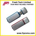 Classic Promotional Plastic&Aluminum USB Flash Drive for Customized (D103)