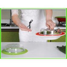 Cuisine moderne Design client micro-ondes Silicone couvercle