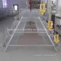 Cage de poulet économique en acier inoxydable en treillis métallique à vendre