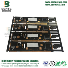 2 capas FR4 Quickturn PCB por SF