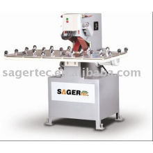 Glass Sand Belt Grinding Machine