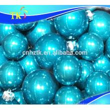 Pigmento metálico de vácuo para bolas de Natal de plástico, pó de galvanização