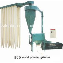 Poudre en bois de forme physique élevée faisant la machine