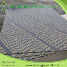 Recycled Core 17.5mm Construction Plywood with Cheaper Price