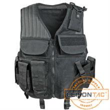 En nylon veste tactique militaire veste tactique armée gilet ISO et SGS Standard