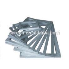 Nuevo marco de aluminio modificado para requisitos particulares de la impresión de pantalla de seda en venta